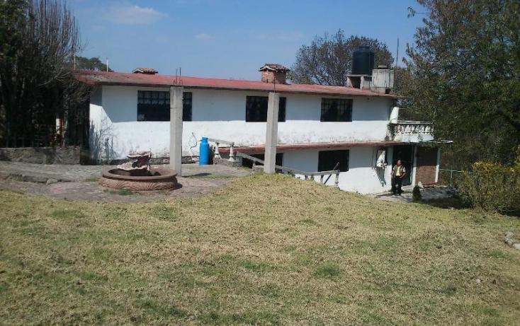 Foto de casa en venta en prolongacion independencia, los domínguez, villa del carbón, estado de méxico, 819903 no 22