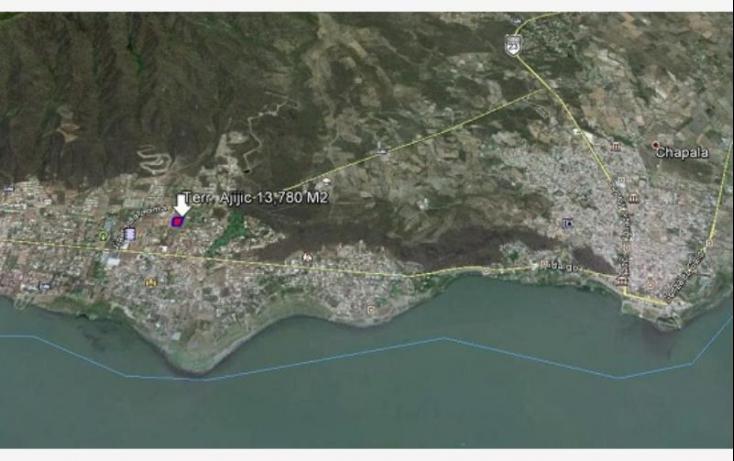 Foto de terreno habitacional en venta en prolongación jesus garcia 1, san antonio tlayacapan, chapala, jalisco, 673625 no 07