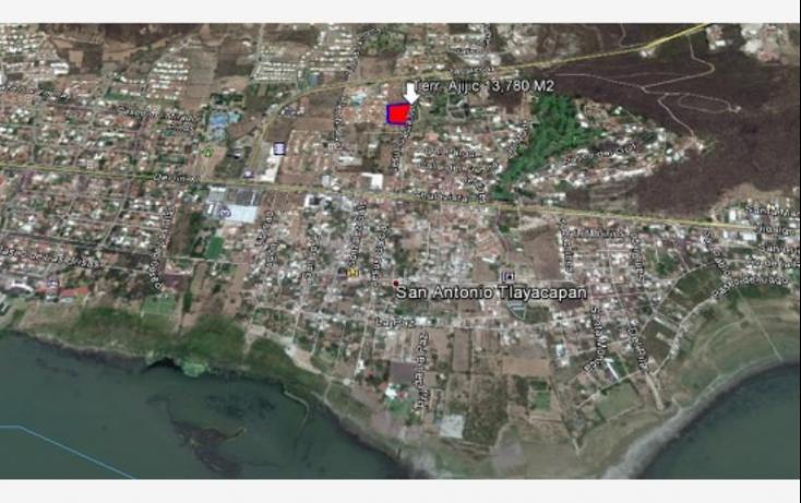 Foto de terreno habitacional en venta en prolongación jesus garcia 1, san antonio tlayacapan, chapala, jalisco, 673625 no 08
