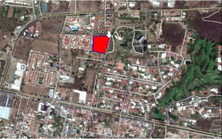 Foto de terreno habitacional en venta en prolongación jesus garcia 1, san antonio tlayacapan, chapala, jalisco, 673625 no 09