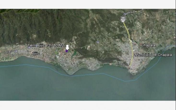Foto de terreno habitacional en venta en prolongación jesus garcia 1, san antonio tlayacapan, chapala, jalisco, 673625 no 10