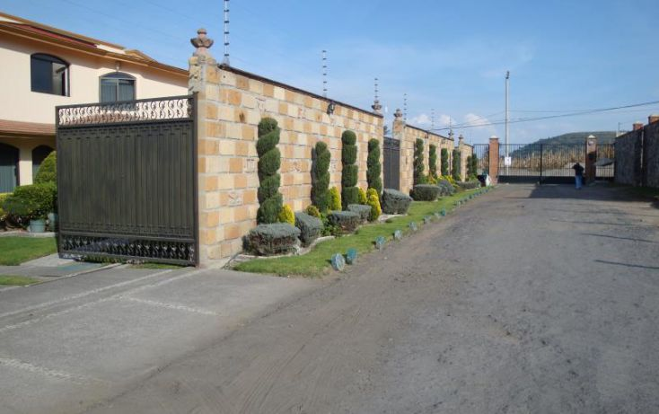 Foto de rancho en venta en prolongacion jinetes, del panteón, toluca, estado de méxico, 1563310 no 01