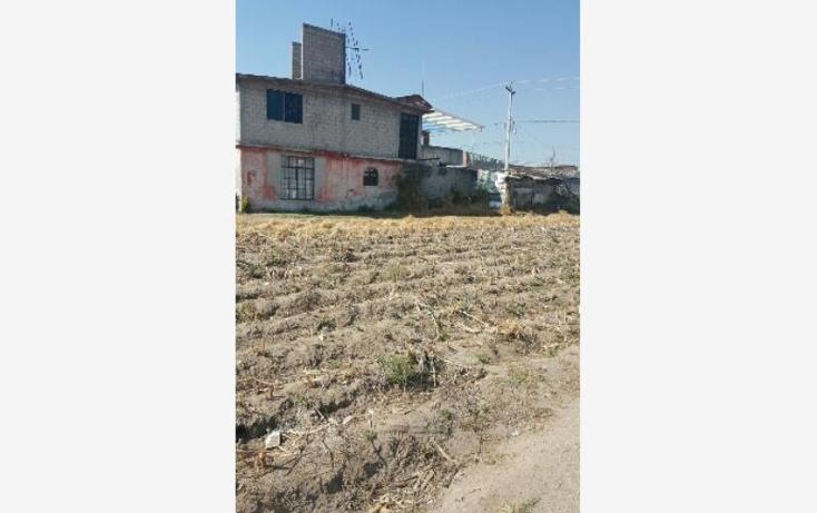 Foto de terreno habitacional en venta en prolongacion lerdo de tejada 0, san miguel zinacantepec, zinacantepec, méxico, 1766708 No. 06