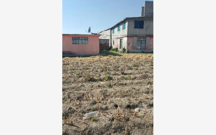 Foto de terreno habitacional en venta en prolongacion lerdo de tejada 0, san miguel zinacantepec, zinacantepec, méxico, 1766708 No. 07