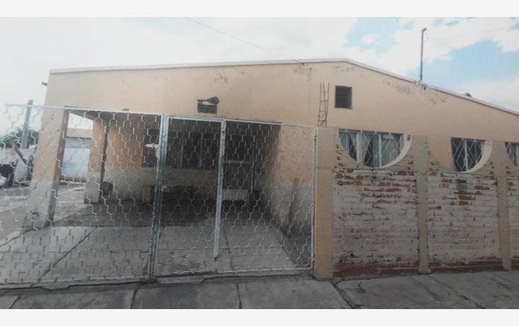 Foto de casa en venta en prolongacion mexico 76, kennedy, hidalgo del parral, chihuahua, 1686602 No. 01