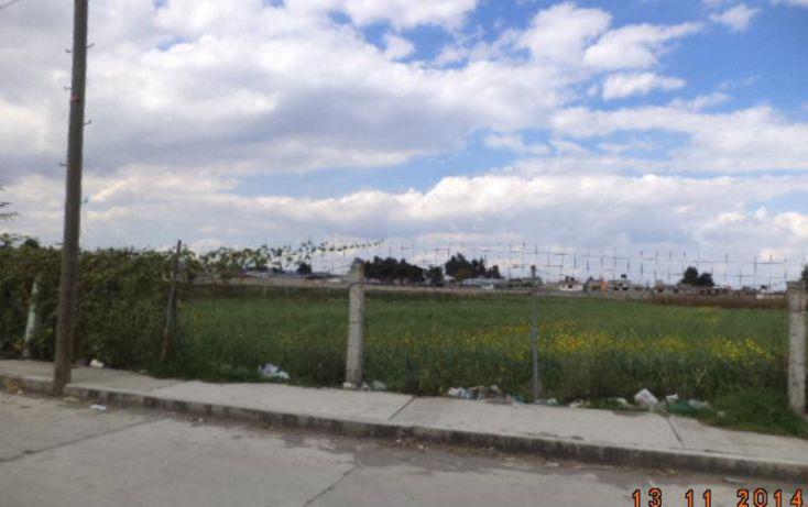 Foto de terreno habitacional en venta en prolongacion morelos, campesina, tenango del valle, estado de méxico, 959977 no 01