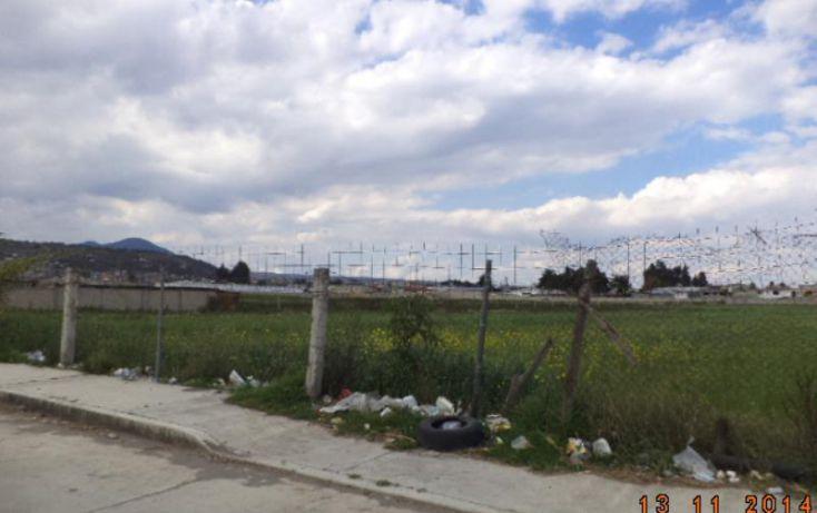 Foto de terreno habitacional en venta en prolongacion morelos, campesina, tenango del valle, estado de méxico, 959977 no 02