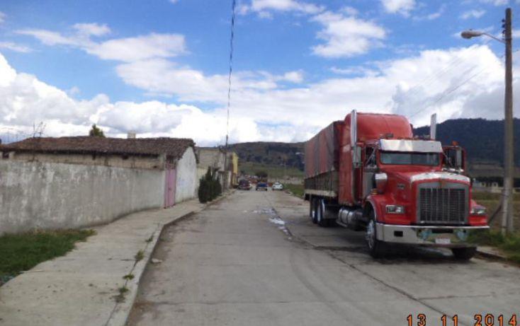 Foto de terreno habitacional en venta en prolongacion morelos, campesina, tenango del valle, estado de méxico, 959977 no 04