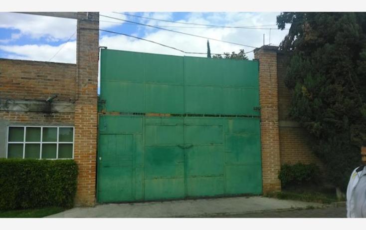 Foto de nave industrial en venta en prolongacion municipio libre 1, la venta, ixtapaluca, m?xico, 897915 No. 02