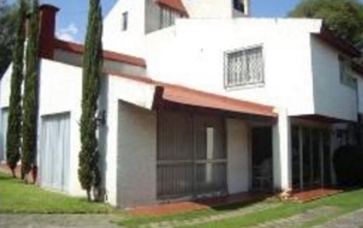 Foto de casa en venta en  , valle de tepepan, tlalpan, distrito federal, 1501231 No. 01