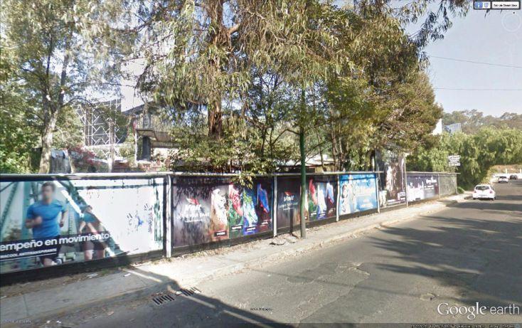 Foto de terreno habitacional en venta en prolongación paseo de la reforma 250 fracción c, paseo de las lomas, álvaro obregón, df, 1941090 no 03