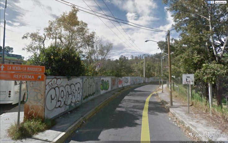 Foto de terreno habitacional en venta en prolongación paseo de la reforma 250 fracción e, paseo de las lomas, álvaro obregón, df, 1941098 no 03