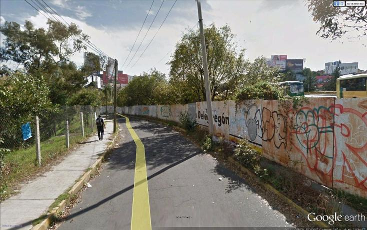 Foto de terreno habitacional en venta en  , paseo de las lomas, álvaro obregón, distrito federal, 1941098 No. 03