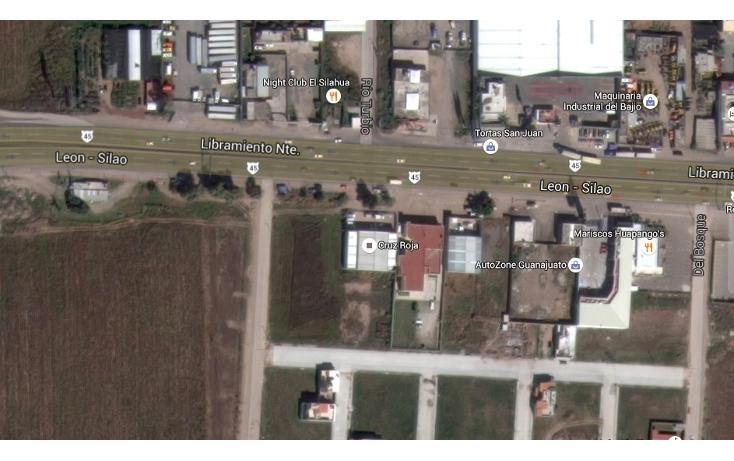 Foto de terreno habitacional en venta en prolongacion paseo de la victoria , villa esmeralda, silao, guanajuato, 2030265 No. 01