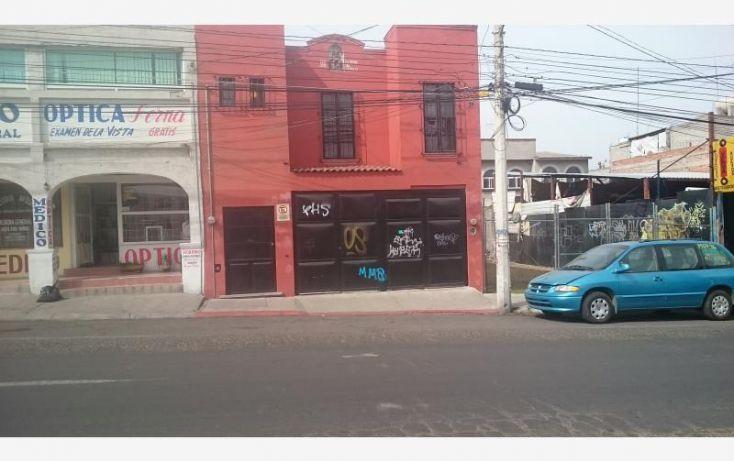 Foto de local en renta en prolongación pasteur sur, azteca, querétaro, querétaro, 1613926 no 01