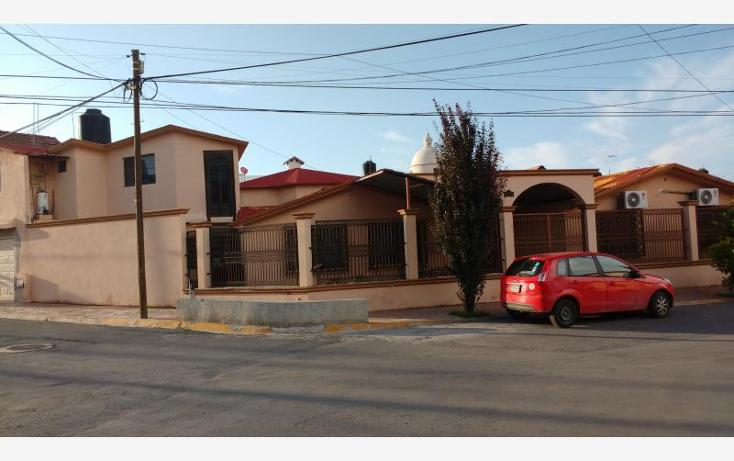 Foto de casa en venta en prolongación purcell 1705, república poniente, saltillo, coahuila de zaragoza, 2029592 No. 01