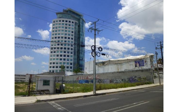 Foto de terreno comercial en venta en prolongacion tecnológico sn, san pablo, querétaro, querétaro, 707751 no 01