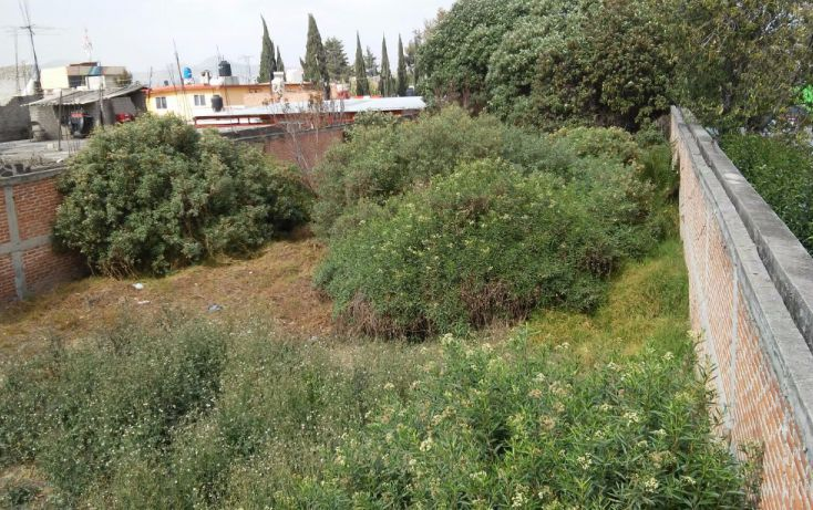 Foto de terreno habitacional en venta en prolongación tizapa sn, chalco de díaz covarrubias centro, chalco, estado de méxico, 1718878 no 07