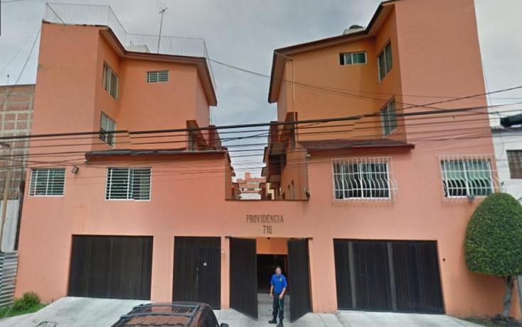 Foto de casa en venta en providencia 716, del valle norte, benito juárez, distrito federal, 0 No. 01