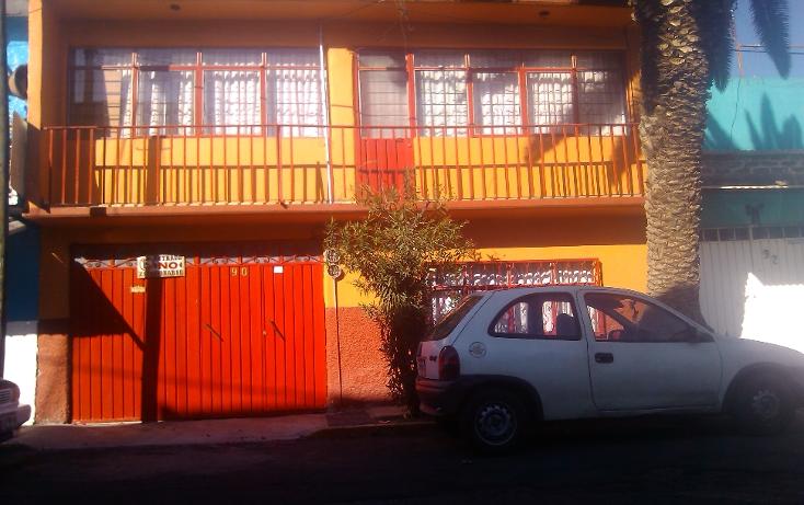 Foto de casa en venta en  , providencia, gustavo a. madero, distrito federal, 1452919 No. 02