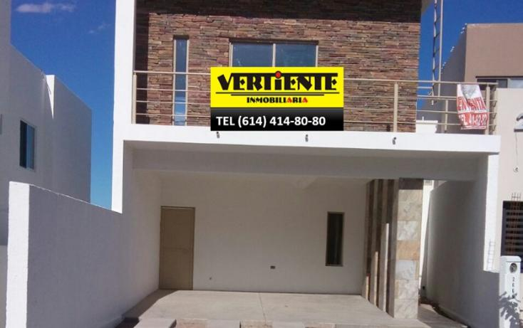 Foto de casa en venta en  , provincia de santa clara etapa i a la xii, chihuahua, chihuahua, 2037162 No. 01