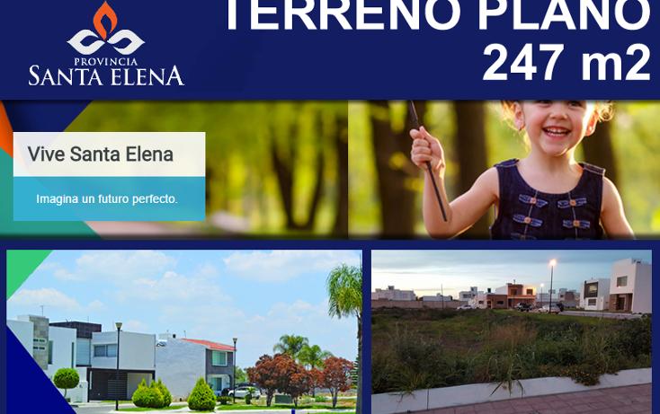 Foto de terreno habitacional en venta en  , provincia santa elena, quer?taro, quer?taro, 998827 No. 01