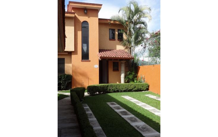 Foto de casa en venta en  , provincias del canad?, cuernavaca, morelos, 1488889 No. 03