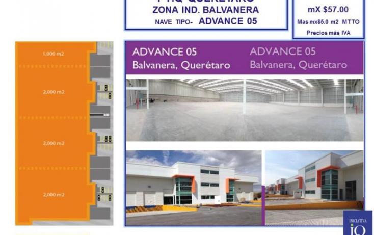 Foto de nave industrial en renta en ptiq advance 05   pq ind balvanera, balvanera, corregidora, querétaro, 754155 no 02