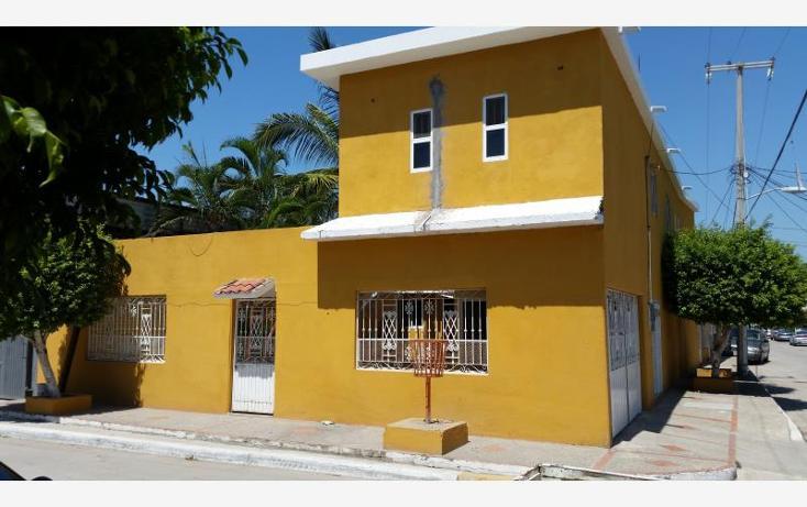 Foto de casa en venta en pto.tampico y esquina con isla isabel 123, casa redonda, mazatlán, sinaloa, 1584290 No. 17