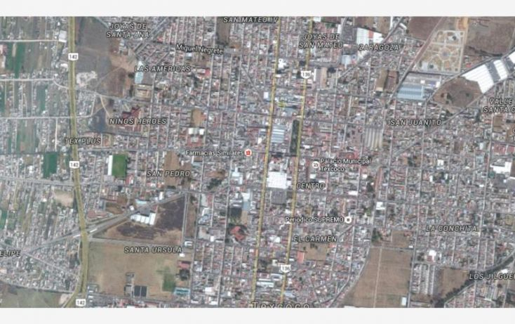 Foto de terreno comercial en venta en puebla 1, el retiro, texcoco, estado de méxico, 1823778 no 02