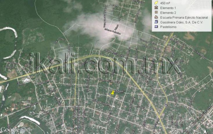 Foto de terreno habitacional en venta en puebla 26, azteca, tuxpan, veracruz, 1316971 no 01