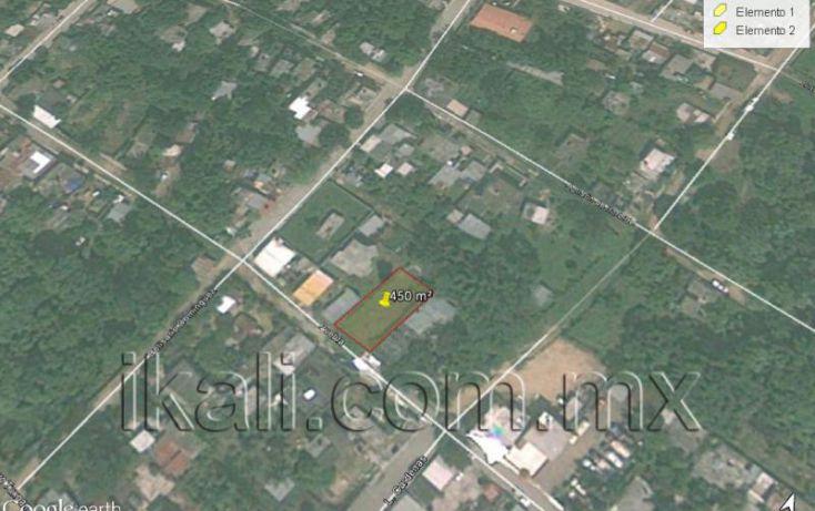 Foto de terreno habitacional en venta en puebla 26, azteca, tuxpan, veracruz, 1316971 no 09