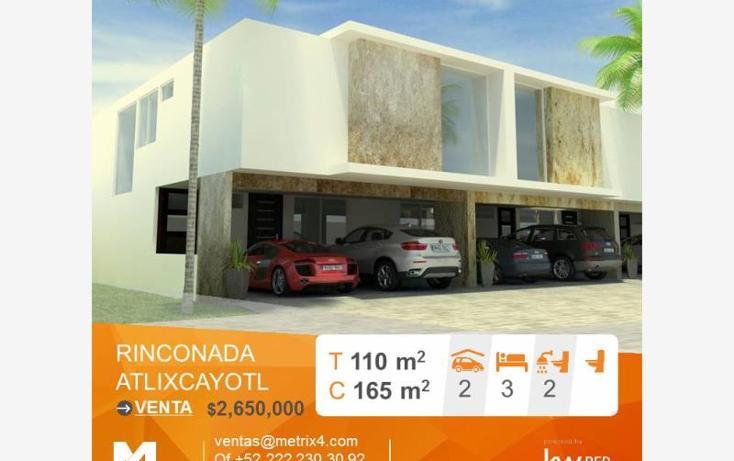 Foto de casa en venta en  , puebla, puebla, puebla, 1022543 No. 01