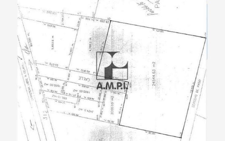 Foto de terreno comercial en venta en  , pueblito colonial, corregidora, quer?taro, 810297 No. 10