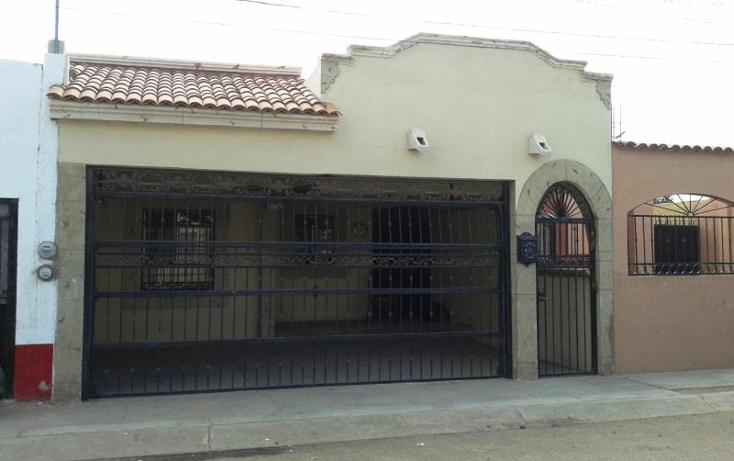 Foto de casa en venta en  , pueblitos, hermosillo, sonora, 827837 No. 01