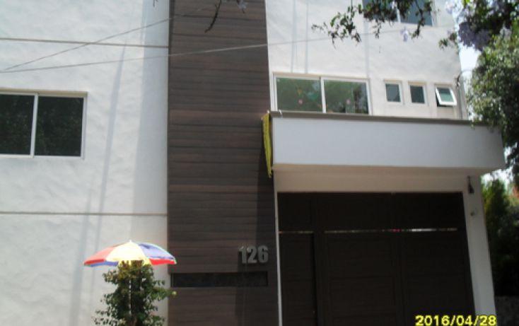 Foto de casa en condominio en venta en, pueblo de los reyes, coyoacán, df, 2026771 no 19
