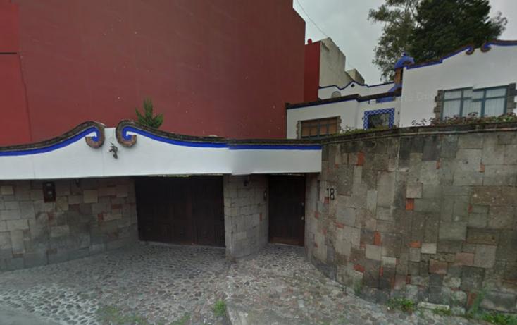 Foto de terreno habitacional en venta en, pueblo de los reyes, coyoacán, df, 2043539 no 01
