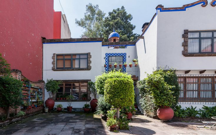 Foto de terreno habitacional en venta en, pueblo de los reyes, coyoacán, df, 2043539 no 02