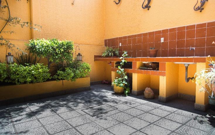 Foto de casa en venta en  , pueblo de los reyes, coyoacán, distrito federal, 1741472 No. 18