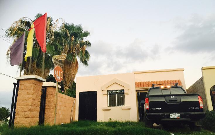 Foto de casa en venta en  , pueblo del ángel, hermosillo, sonora, 1285409 No. 09