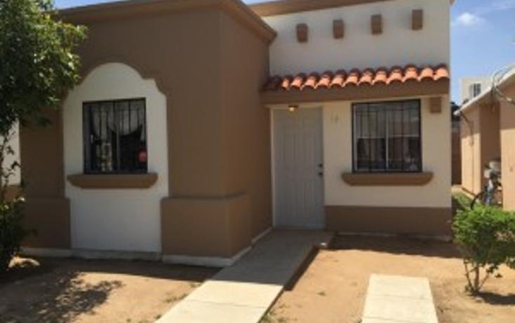 Foto de casa en venta en  , pueblo del ?ngel, hermosillo, sonora, 1555632 No. 01