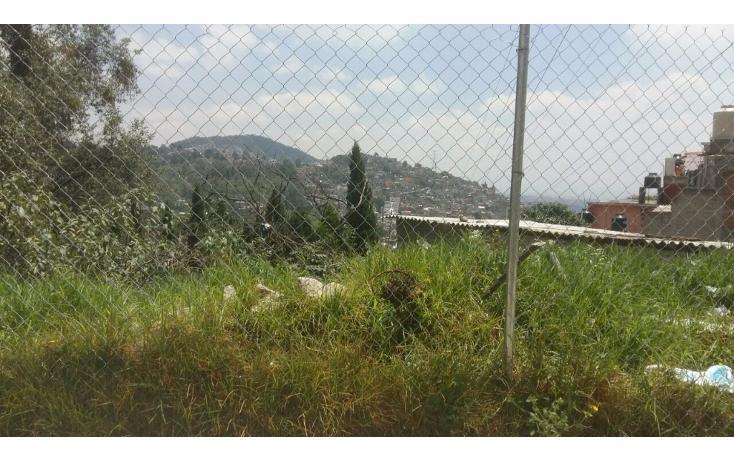 Foto de terreno habitacional en venta en  , pueblo nuevo alto, la magdalena contreras, distrito federal, 2030061 No. 03