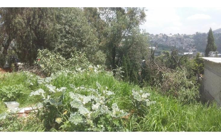 Foto de terreno habitacional en venta en  , pueblo nuevo alto, la magdalena contreras, distrito federal, 2030061 No. 04
