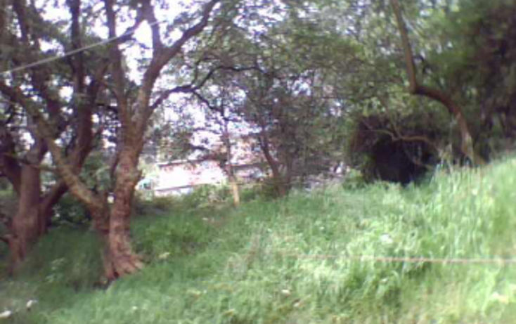 Foto de terreno habitacional en venta en  , pueblo nuevo alto, la magdalena contreras, distrito federal, 990595 No. 04
