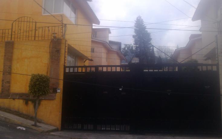 Foto de casa en venta en  , pueblo nuevo bajo, la magdalena contreras, distrito federal, 1690896 No. 01