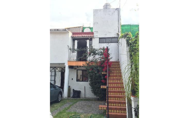 Foto de departamento en renta en  , pueblo nuevo bajo, la magdalena contreras, distrito federal, 1818395 No. 01