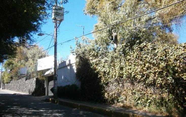 Foto de terreno habitacional en venta en  , pueblo nuevo bajo, la magdalena contreras, distrito federal, 1854412 No. 02