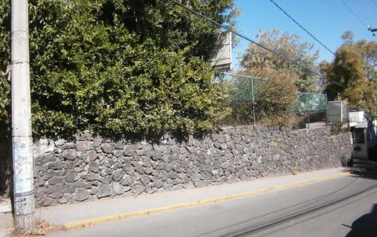 Foto de terreno habitacional en venta en  , pueblo nuevo bajo, la magdalena contreras, distrito federal, 1854412 No. 03