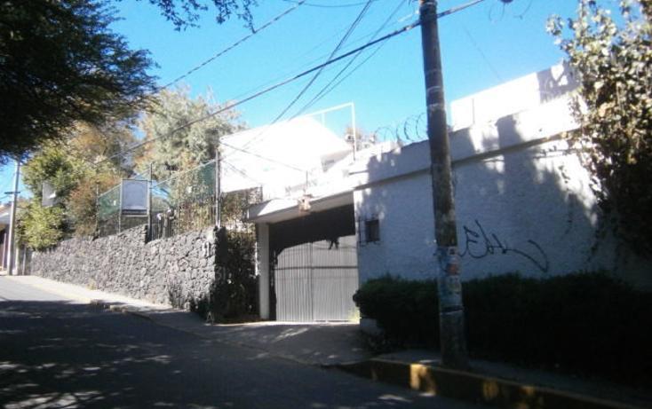 Foto de terreno habitacional en venta en  , pueblo nuevo bajo, la magdalena contreras, distrito federal, 1854412 No. 04