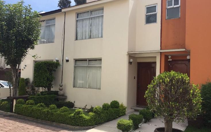 Foto de casa en venta en  , pueblo nuevo bajo, la magdalena contreras, distrito federal, 3424359 No. 01